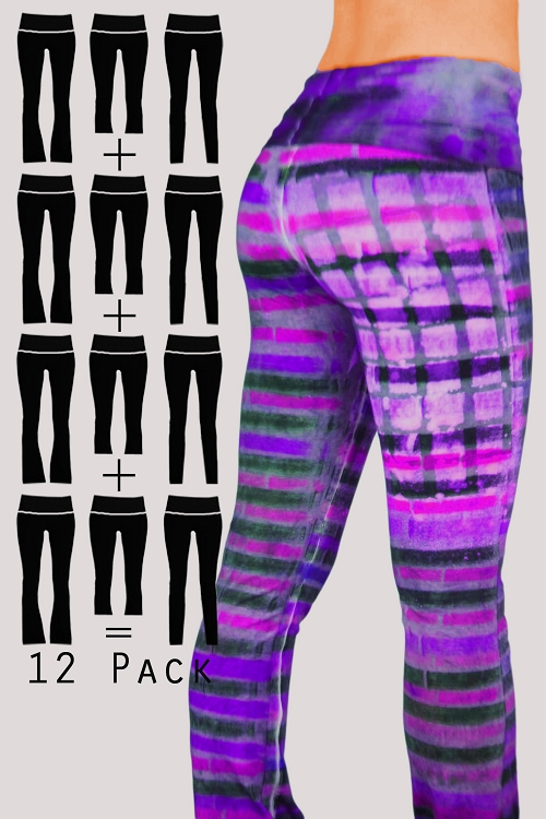 12 PACK Surprise Yoga Pants :)